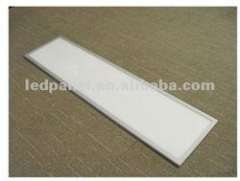 High brightness 72W indoor LED square ceiling panel light 60*120CM