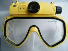 HD Diving Mask Camera