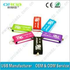 promotion mini metal usb flash disk on sale