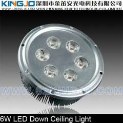 High Power LED Ceiling Downlight with Taiwan Chip