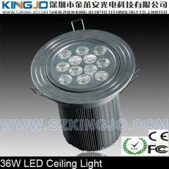 Good quality & Super Power)36W led ceiling light
