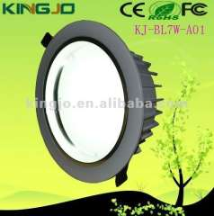Energy saving 7W Downlight led with CE, ROHS, FCC