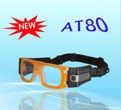 Wholesale AT80 1080P sports glasses DVR camera
