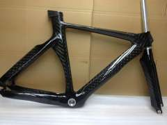 700C carbon non-integratedTrack frame\ Carbon fixed gear frame best value and quickly delivery