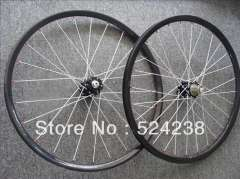 26inch MTB 23mm Clincher Carbon Fiber Wheelset Mountain \ carbon bicycle wheels