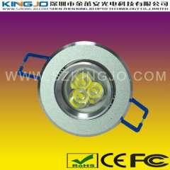 Hottest Sell Low Power 3W LED Downlight