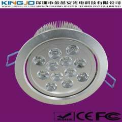 High Power 12W LED Downlighting