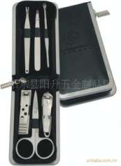 Factory direct cheap stainless steel beauty sets of series, nail repair series
