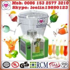 Beverage filling machine and drink mixing machine