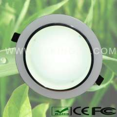Sharp Light Aluminum+Acrylic 3W LED Ceiling Spotlight downlight