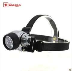 7LED bright headlight / lamp / camping light / headlamp | Fishing lights | home headlights | plastic headlights