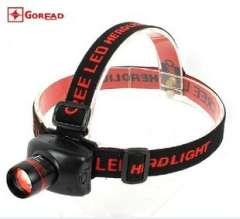 Factory outlets | Focus Headlights | Headlight glare | CREE Q5 headlamp lens adjustment