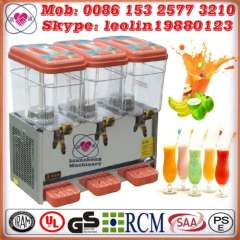 Beverage filling machine and glass bottle carbonated soft drink filling machine