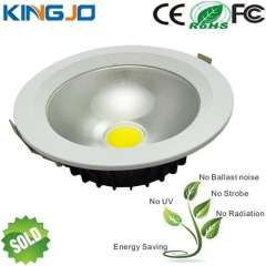 Super Brightness Milky Cover 20W Led Downlight Cob