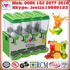Beverage filling machine and carbonation drink packing machine