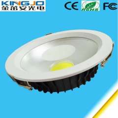 2012 Hot Selling Round 30W COB LED Down Light