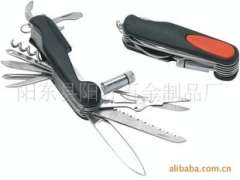 Multi-function knife / multi- tool set / folding gift knife / Swiss Army Knife