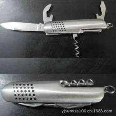 Factory direct multi-function knife, 5 to open, knife, Swiss Army knife, multifunction knife, inexpensive