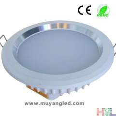 Ultra Bright Indoor Recessed 6 inch 15w smd led downlight
