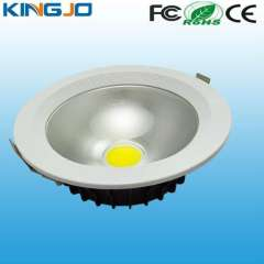 High Quality Milky PC Cover 12W LED Downlight COB