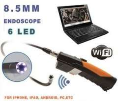 wholesale 2.4Ghz Wifi Endoscope Borescope 8.5mm Inspection Camera