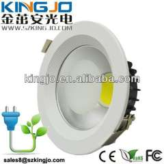 Led Downlight COB 30W Led Down CIR)80 Led Down Light Fixtures