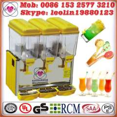 Beverage filling machine and ice lolly drink filling packing machine
