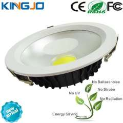 Recessed Lighting 30W COB LED Downlight Housing