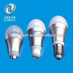 400lm Aluminum Alloy Material 5*1W Smd Led Light Bulb