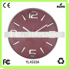 Jieyang gifted Knight plastic wall clock watch factory