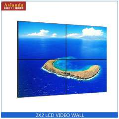 Yaxunda 46inch samsung 4K HD seamless LCD video wall with HDMI input and 5.3mm gap