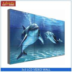 Yaxunda 46 inch lcd LED backlight video tv wall screen products
