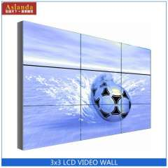 Yaxunda 55inch DID LCD video wall with touch screen