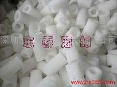 Supply of metal pipes EPE tube protective packaging, environmental protection EPE tube packing