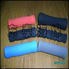 Supply color rubber grips, rubber and sponge handle sets, rubber and sponge the sets manufacturers