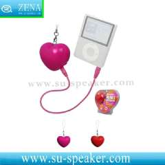Protable mini speaker TD-520 for gift