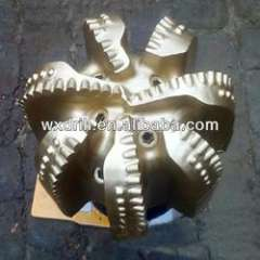 High quality PDC bit for well drilling with 7 blades