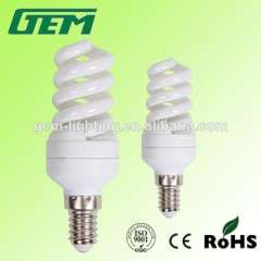 With CE ROHS certificate full sprial economic lamps