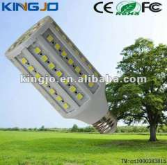 60*145mm 360 Degree E27\B22 corn 13W 360 degree led bulb