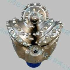 High quality IADC 537 rubber sealed bearing insert tooth bit