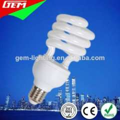 5-105W Energy Saving Cheap Spiral Bulb With CE ROHS