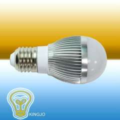 small body high brightness 3w led bulb with best price