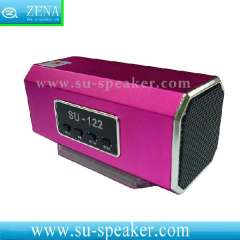 Mini Portable PC Loud Speaker SU-122
