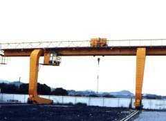 L- 5-32 / 5 single girder gantry crane hook