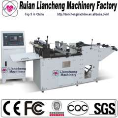 LC-350C high speed label cutting machine