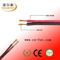 Shenzhen factory supply cables and wires | red and black wire | red and black and the line | parallel line