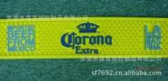 Promotional selling beer mats, bar pad can be customized environmentally friendly fashion 2013 bar mat