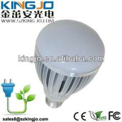 Led Lighting Bulb CE\ROHS\FCC 12W Lighting For Clothing Shop