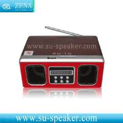Rock Stereo Mighty Mini Speaker for Laptop SU-10