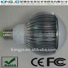 12W High Power LED Lamp with CE, FCC, RoHS Certified